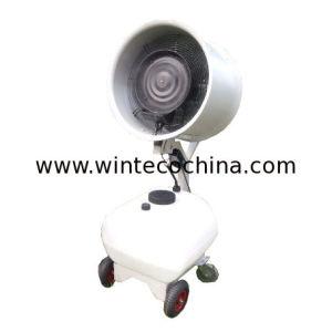 Mobile Mist Fan Dust Control Dedusting Humidifier Fan 20 Inc pictures & photos