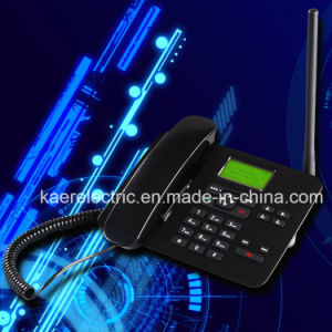 2g SIM Card Fixed Wireless Phone pictures & photos