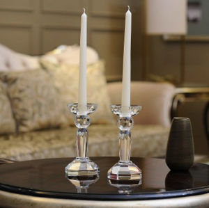 Wedding Cheap K9 Crystal Candle Holder Candelabra (KS27090) pictures & photos