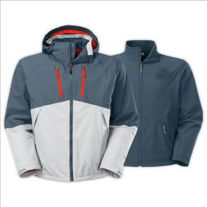 2015 Mens Waterproof Technical Outdoor Softshell Ski Jacket pictures & photos