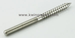 Stainless Steel Dual Thread Screw pictures & photos