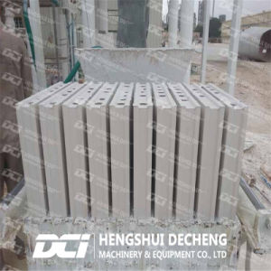 100, 000 Sqm Gypsum Hollow Block Manufacturing Plant pictures & photos