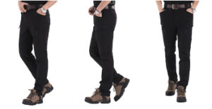 4 Colors Esdy IX9 Outdoor Military Trousers Tactical Casual Pants pictures & photos