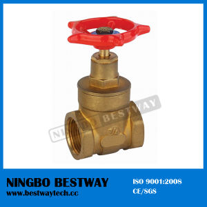 200wog Brass Gate Valve Price with Handles (BW-G04) pictures & photos