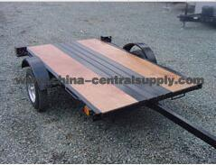 2.5m Box Trailer (CT0082A) pictures & photos