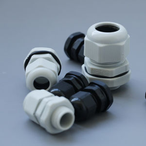 NPT 3/8 RoHS Nylon Cable Glands pictures & photos