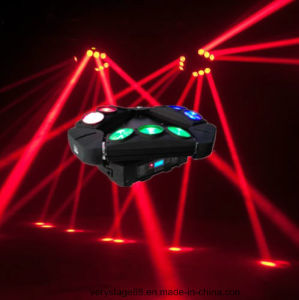 2016 Guangzhou New 9 Heads LED Spider Moving Head Beam Light pictures & photos