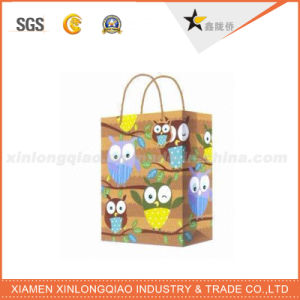 High Quaity Safe Paper Bag for Baby Shoes pictures & photos