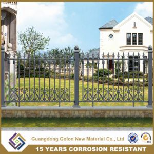 Aluminium Swimming Pool Fence Panels, Aluminum Fence for Garden Fence pictures & photos