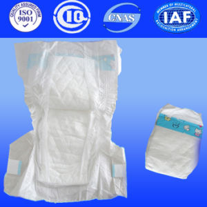 Disposable Diapers for Baby Nappies with Sticky Tape of Baby Products pictures & photos