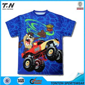 Shenzhen China ODM Sublimation T-Shirts Manufacturing pictures & photos