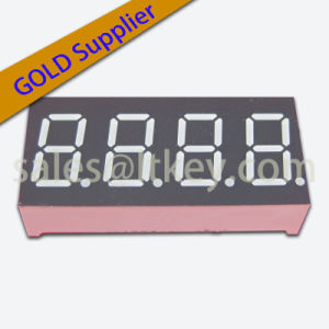 0.3 Inch 4 Digits 7 Segment LED Display with 4 Dp pictures & photos