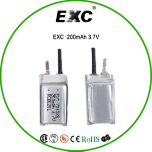 701528 Li-ion Battery 3.7V 200mAh Lithium Battery for Recorder pictures & photos