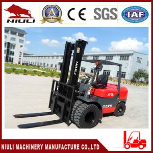 5ton Diesel Forklift with Japanese Technique Top Quality pictures & photos