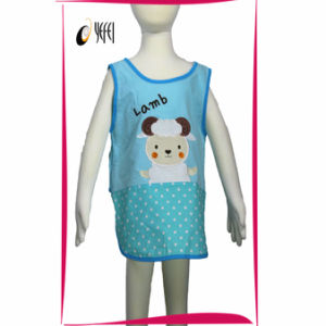 Children′s Cotton Printing Cooking Kitchen Apron