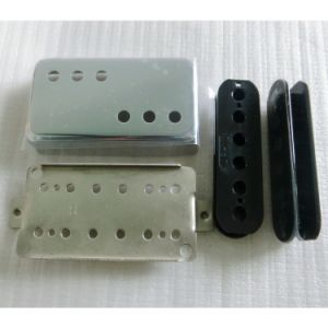 Guitar Pickup Kits Nickel Silver Lp Guitar Pickup Cover pictures & photos
