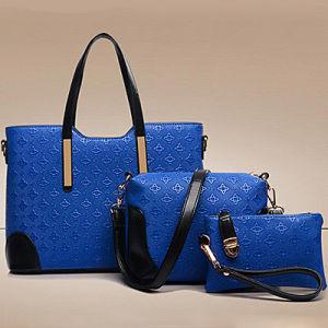 Thailand Style Handbags Brandname Bag Set Ladies Business Handbags (SY6823) pictures & photos
