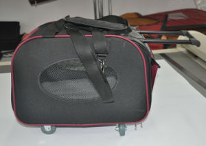 Foldable Pet Carrier Pet Bag Dog Carrier Bag pictures & photos