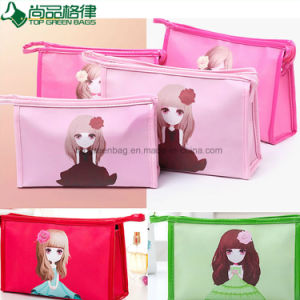 Fashion Polyester Cosmetic Bag, Mini Makeup Bag, Beauty Bag pictures & photos