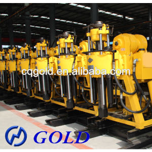 Water Drilling, Hydraulic Drill and Core Machine for Mineral Exploration pictures & photos