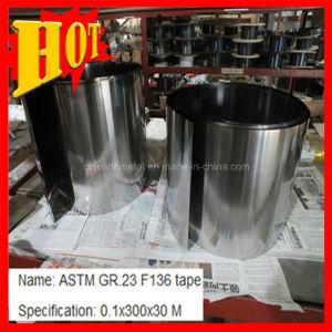 ASTM B265 Ti6al4V Titanium Foil with Best Price pictures & photos