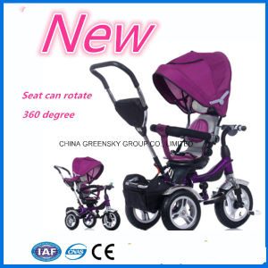 2016 New Baby Tricycle Baby Buggy, Baby Stroller 3 in 1 pictures & photos