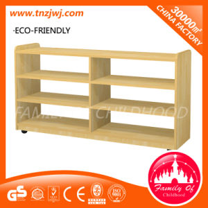 High Quality Children Corner Bookshelf Cabinet Furniture for Sale pictures & photos