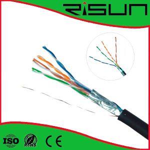 FTP Cat5e Cable/Al Foil/Pet Foil pictures & photos