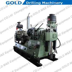 High Torque Rotary Drill Machine Large Diameter Borewell Drilling Rig pictures & photos