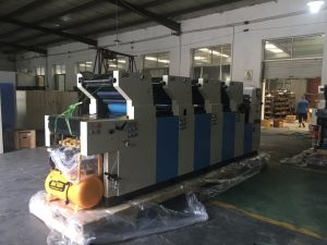 F Series 4-Color Offset Printing Machine pictures & photos