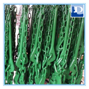 G80 Alloy Steel Cargo Lashing Chain pictures & photos