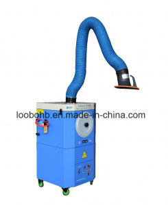 Portable Welding Fume Extractor/Mobile Dust Collector for Welding Workshop pictures & photos