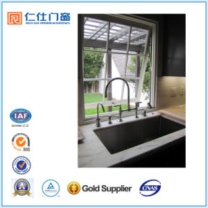 China Gold Supplier Aluminum Awning Window