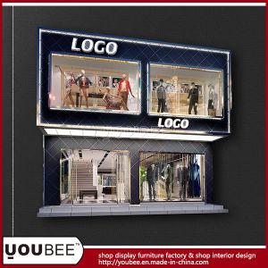 Men/Lady Fashion Garmetn Shop, Store Display, Display Fixture pictures & photos