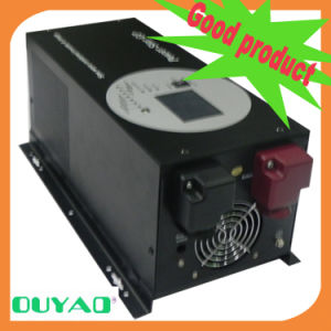 High Quality 12V/24V/48V 1000W/2000W/3000W/4000W/5000W/6000W Pure Sine Wave Power Inverter with Charger pictures & photos
