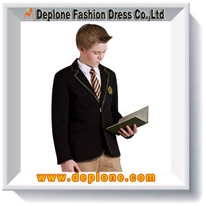 Custom School Uniform Suits for Boy (cu004)