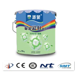 Pma Colorful Finishing Formaldehyde-Free Radiation Absorbing Coat