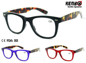 Popular Fashion Reading Glasses, CE FDA Kr5190 pictures & photos