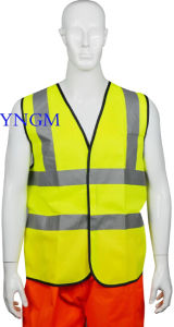 Hot Sale Reflectie Safety Working Clothes/Vest pictures & photos