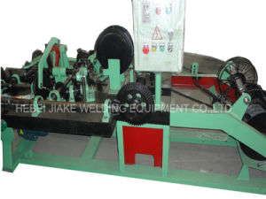 Railway Military Barbed Wire Mesh Making Machine Price pictures & photos