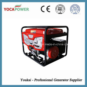 7.5kw 50Hz Three Phase Gasoline Generator pictures & photos