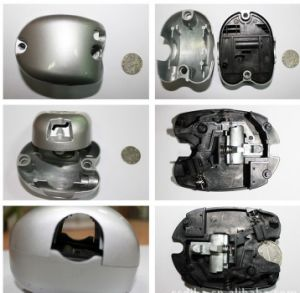 Handcart Coin Lock, Emporium Coin Lock, Euro Coin Lock(Al-2102 pictures & photos