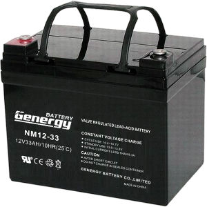 Solar Battery 12V33ah AGM Gel Battery (NM12-33L)