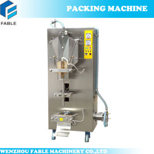 Filling Sealing Machine for Milk Juice Water Bag Beverage (HP1000L-II) pictures & photos