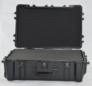 Popular Hard Plastic with Handle Tool Box Sets pictures & photos