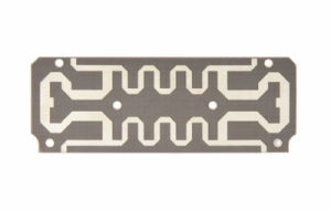 Single-Side PTFE PCB with Immersion Tin/Microwave Board/RoHS
