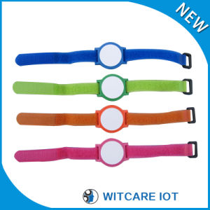 Waterproof Nylon RFID Wristband for Access Control