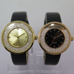 OEM Diamond Watches Strap Watch Fashion Ladies Watch pictures & photos