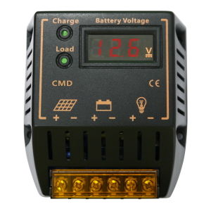 PWM & WPC Solar Charge Controller pictures & photos