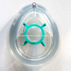 Anesthesia Cushion Mask-4# pictures & photos